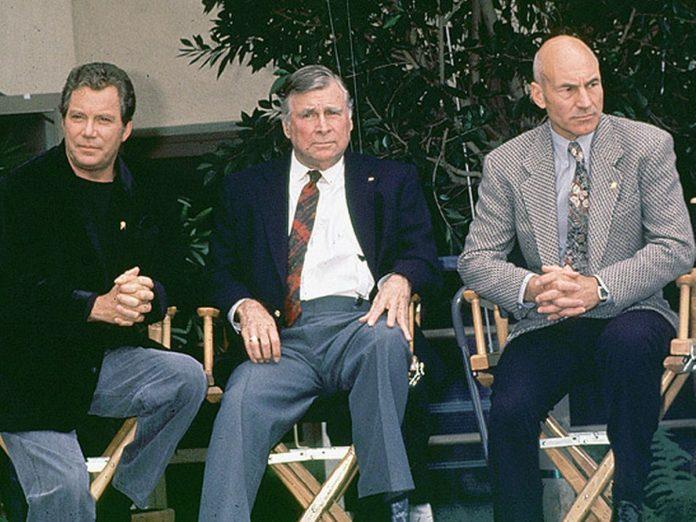 Star Trek: TNG | Por que Gene Roddenberry não gostava do Picard de Patrick Stewart? 1