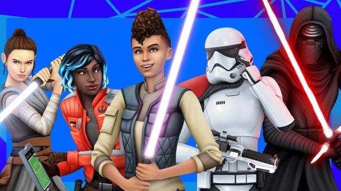 The Sims 4 Star Wars Jornada para Batuu