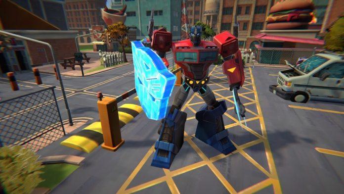 Transformers Campos de Batalha