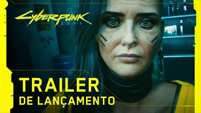 Assista ao trailer de lançamento de Cyberpunk 2077 1