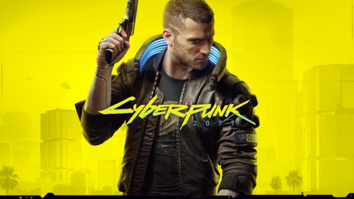 Finalmente chega Cyberpunk 2077 1