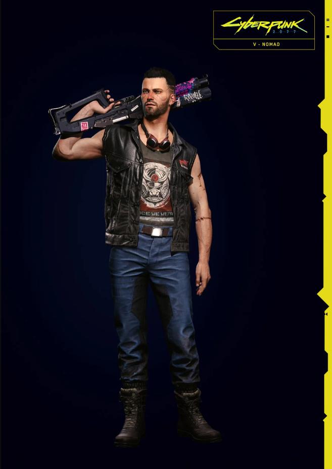 Guia Cyberpunk 2077 | Escolha sua Lifephath dentro do jogo 3