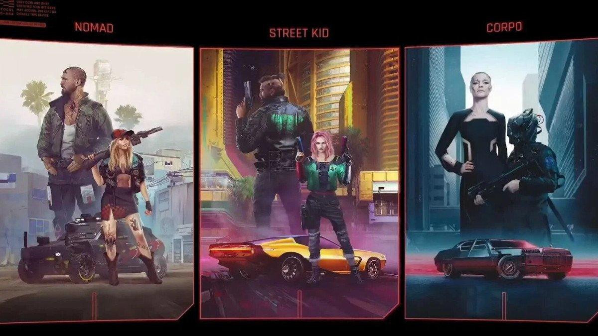Guia Cyberpunk 2077 | Escolha sua Lifephath dentro do jogo 1