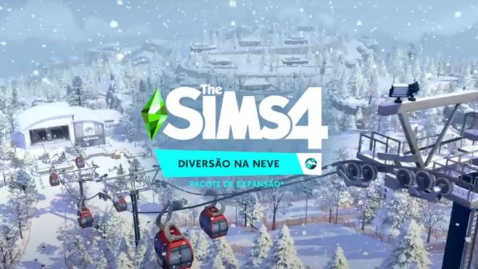 Review | The Sims 4 Diversão na Neve 1
