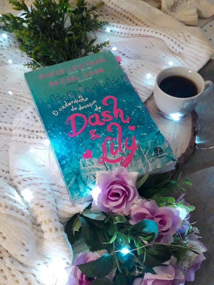 Resenha | O Caderninho de Desafios de Dash & Lily 1