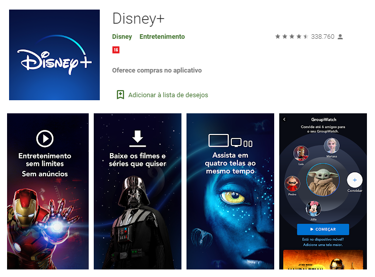 Confira 4 motivos para você assinar ou não o Disney + 1