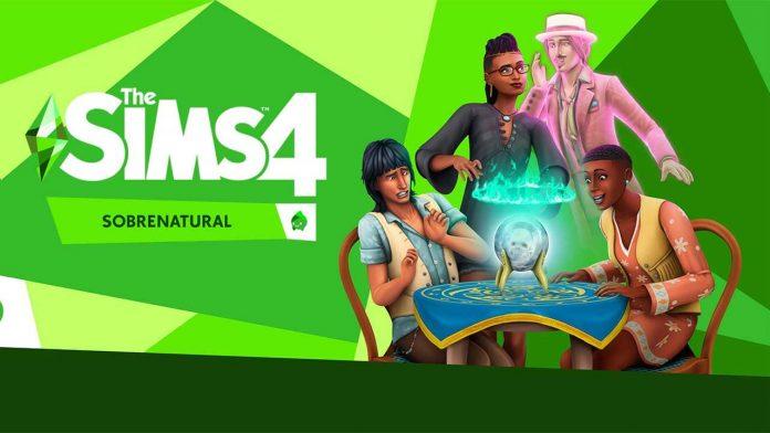 The Sims 4 Sobrenatural: Coleção de Objetos já está disponível 1