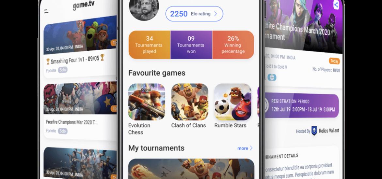 Game.tv torna-se a plataforma número 1 de eSports mobile no mundo 1