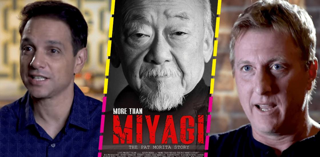 Crítica | More than Miyagi: The Pat Morita Story 1
