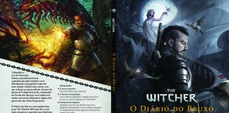 The Witcher O Diario do Bruxo