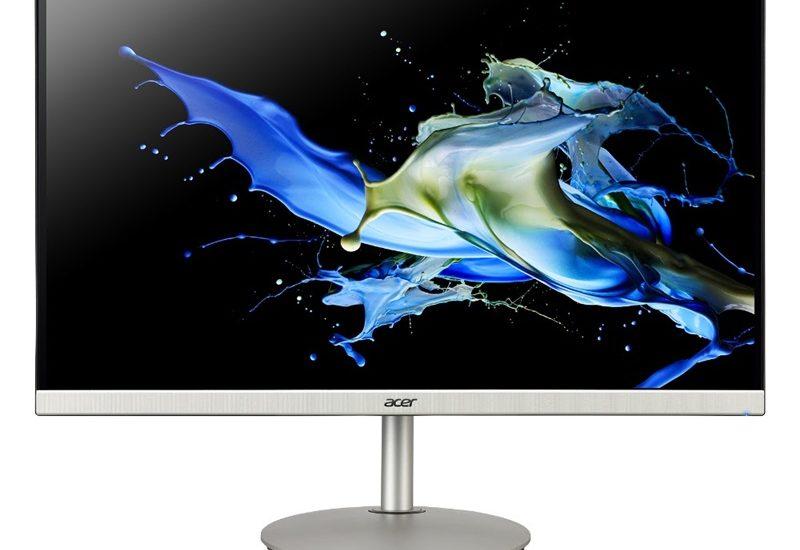 Novos monitores da Acer chegam ao Brasil 3