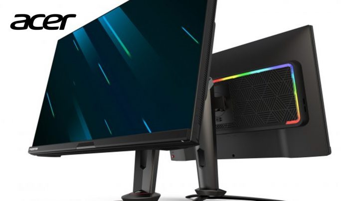 Acer monitores