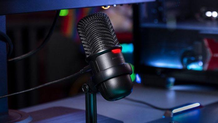 HyperX Microfone SoloCast