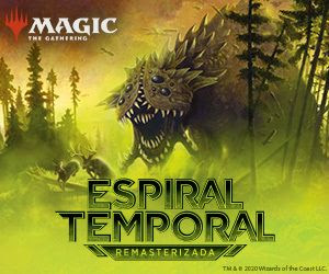 Magic: The Gathering lança linha de produtos Espiral Temporal Remasterizada 1