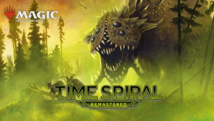 Magic The Gathering Espiral Temporal Remasterizada