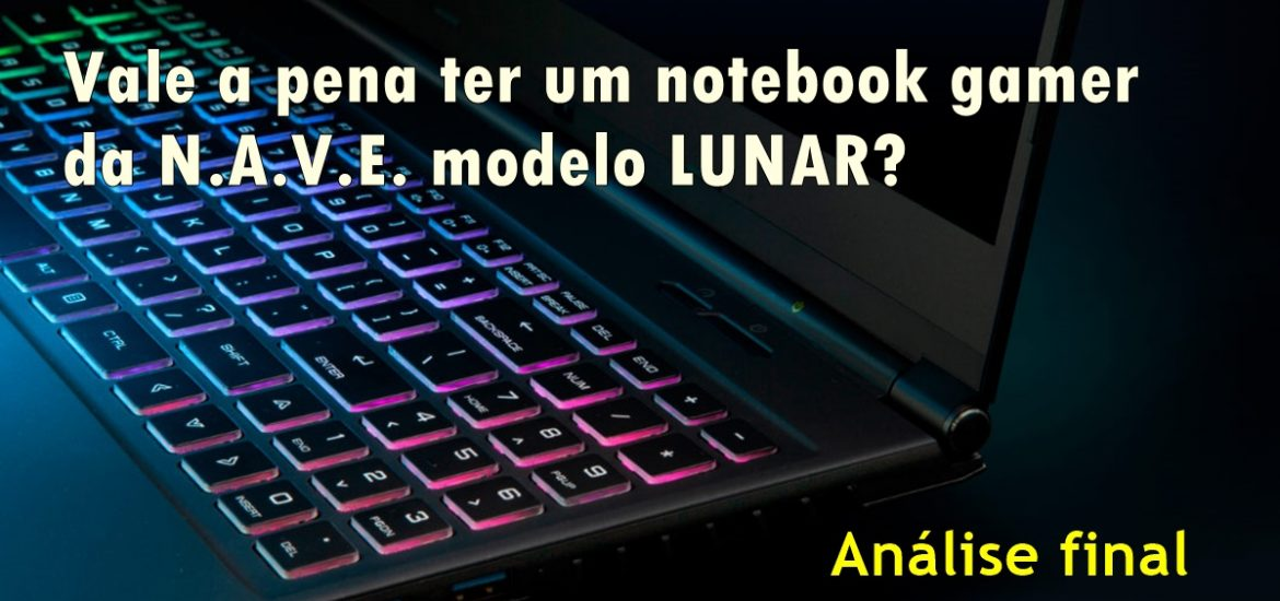 Notebook Gamer NAVE