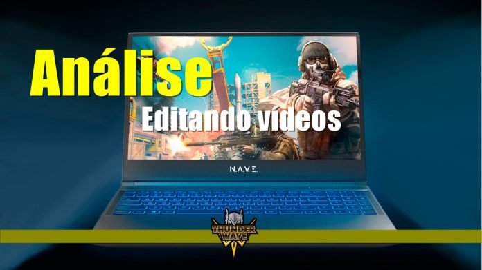 notebook gamer NAVE Polaris