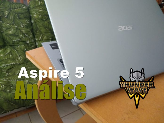 Análise | Notebook Acer Aspire 5 2