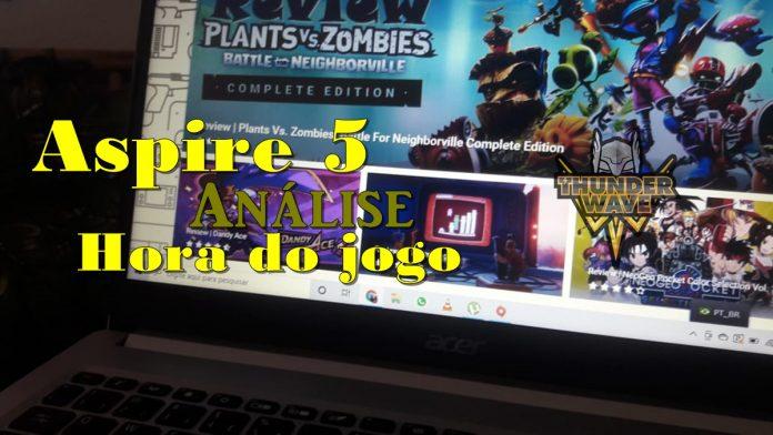 Acer Aspire 5 jogos