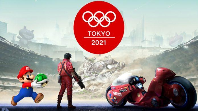 Proposta inicial da abertura dos Jogos Olímpicos de (Neo) Tóquio incluíam Akira e Mario 2