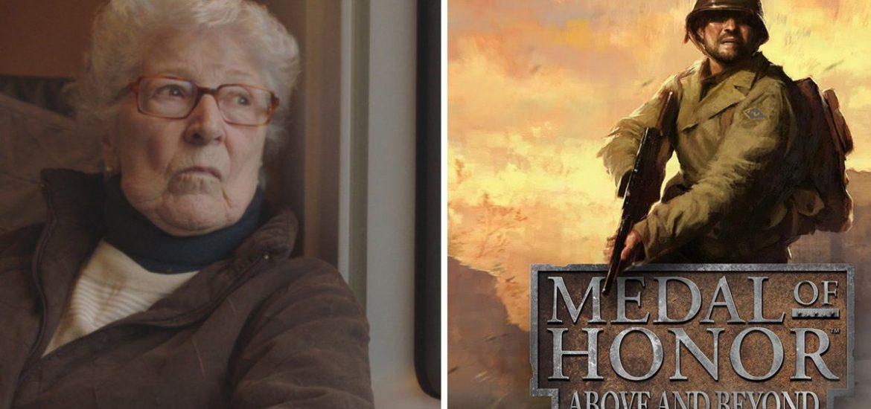 """Colette, Documentário de """"Medal of Honor dá o 1º Oscar para os videogames 2"""