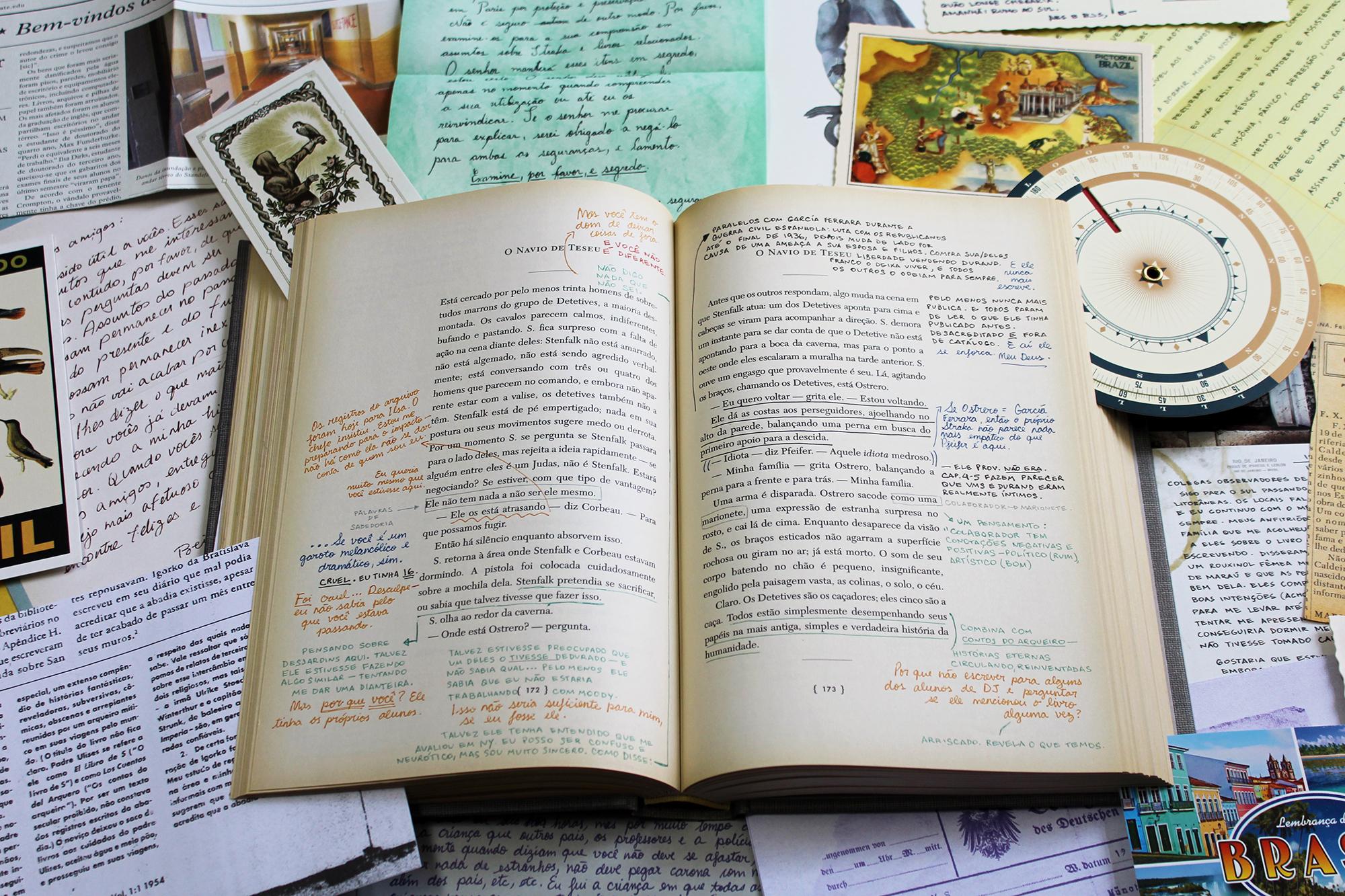 Thunder FIC's   Narrativas originais que diferenciam as obras 2