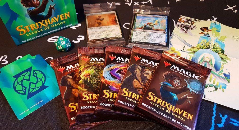 Magic: The Gathering lança coleção Strixhaven e abre as portas das cinco faculdades da magia 8