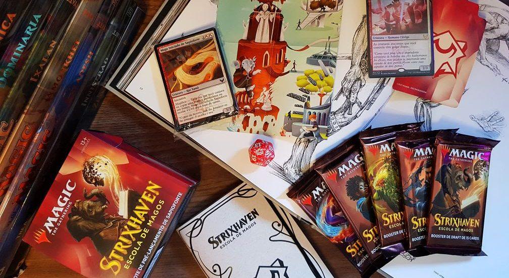 Magic: The Gathering lança coleção Strixhaven e abre as portas das cinco faculdades da magia 6