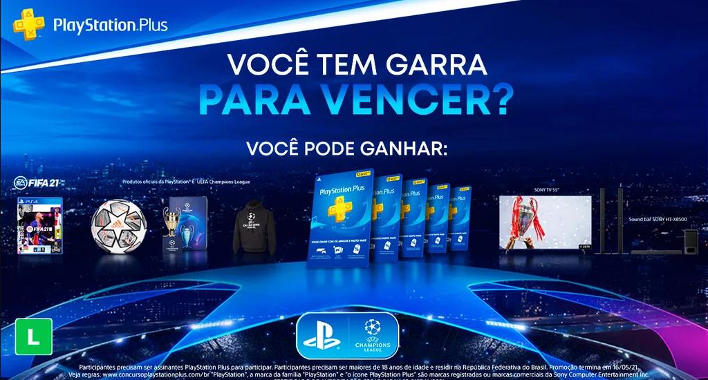 PlayStation lança promoção para assinantes da PS Plus 1