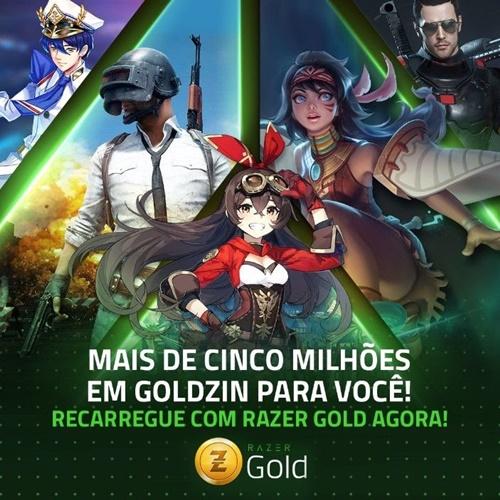 Razer Gold vai dar mais de R$5 milhões em cashback 1