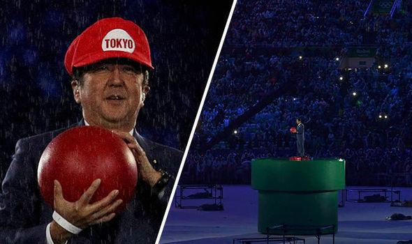 Proposta inicial da abertura dos Jogos Olímpicos de (Neo) Tóquio incluíam Akira e Mario 1