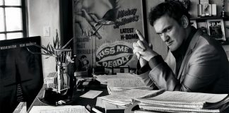 screenwriter Tarantino