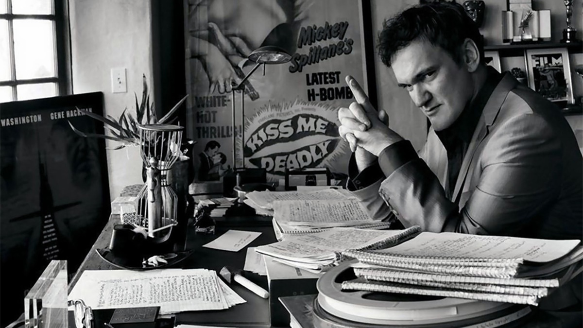 screenwriter Tarantino