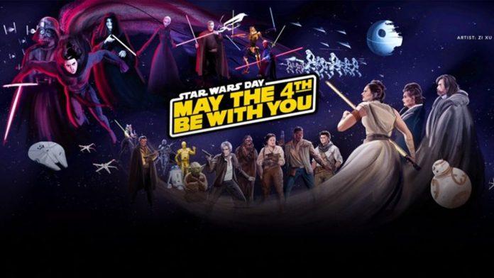 Disney+ prepara conteúdo especial para comemorar o Star Wars Day 1