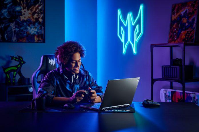 Acer lança novos notebooks gamer Predator séries Triton e Helios 3