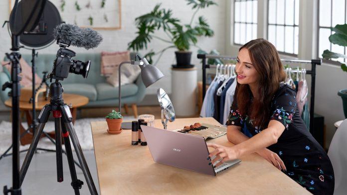 Acer anuncia Swift X com GPUs NVIDIA GeForce RTX série 30 e design fino e leve 4