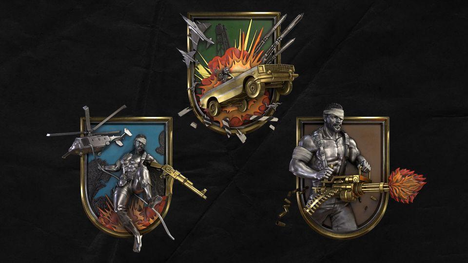 Saiba tudo sobre o lançamento da explosão oitentista de Rambo e John McLane em Call of Duty 9