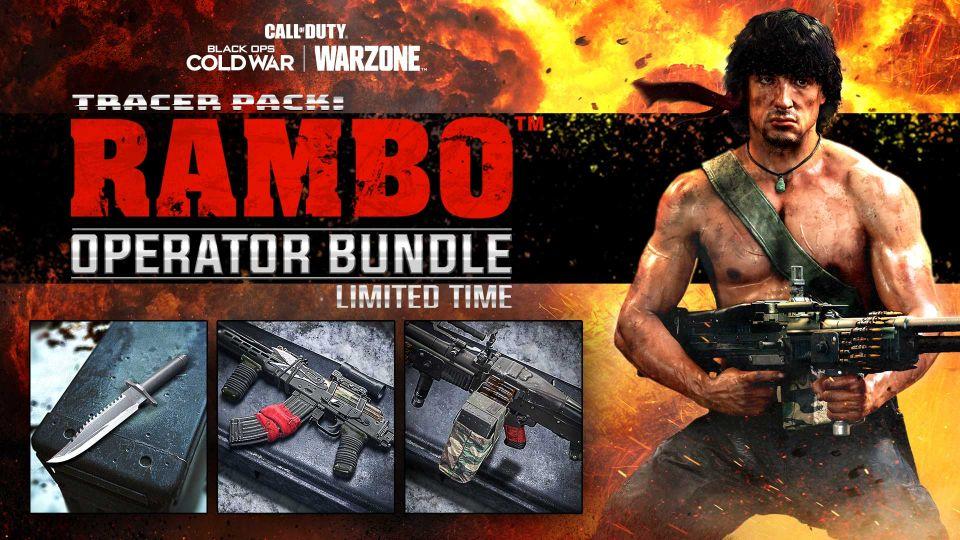 Saiba tudo sobre o lançamento da explosão oitentista de Rambo e John McLane em Call of Duty 2
