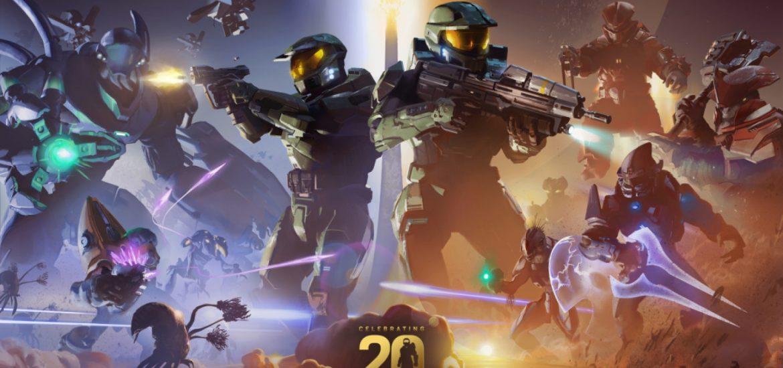 Microsoft comemora 20 anos de Xbox e Halo com coleção especial 1