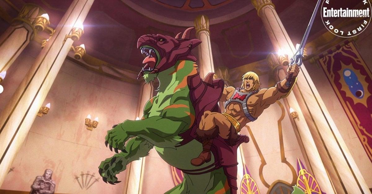 Netflix divulga primeiras imagens de Masters of the Universe: Revelation 9