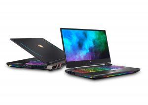Acer lança novos notebooks gamer Predator séries Triton e Helios 2