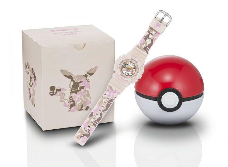 Pokémon   Casio lança no Brasil relógio inspirado no personagem Pikachu 2