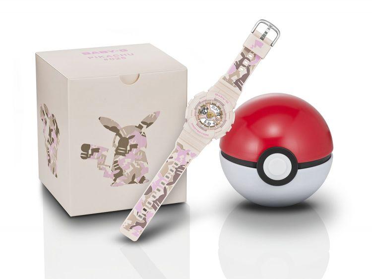 Pokémon | Casio lança no Brasil relógio inspirado no personagem Pikachu 2