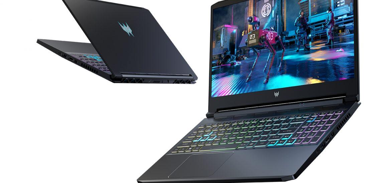 Acer apresenta Predator Triton 300, Predator Helios 300 e Nitro 5 com novos processadores 1