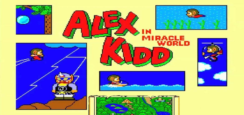 Review | Alex Kidd in Miracle World DX está de volta! 1