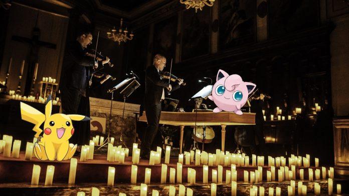 Candlelight   O Melhor do Anime à luz de velas 1