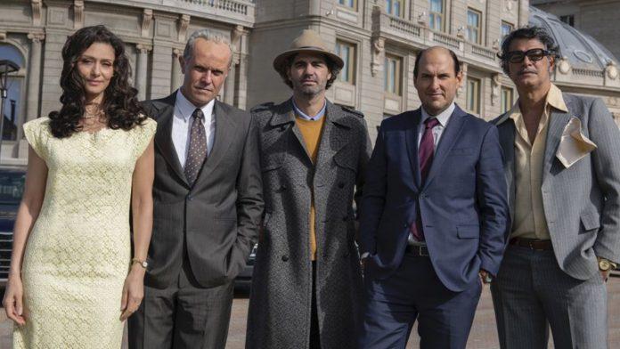 Jogo da Corrupção | Amazon Prime Video anuncia o elenco da nova temporada de El Presidente 1