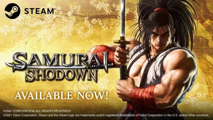 Samurai Shodown já está disponível no Steam 1
