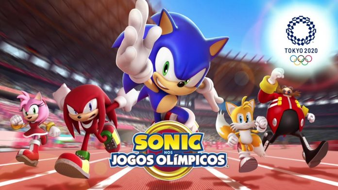 Sonic nos Jogos Olímpicos de Tóquio 2020 recebe trailer e promoções especiais de aniversário 1