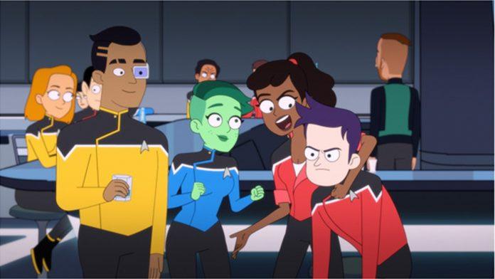 Star Trek: Lower Decks e Star Trek: Strange New Worlds estreiam no Paramount+ 1